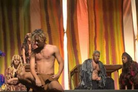 tarzan musical norteshopping